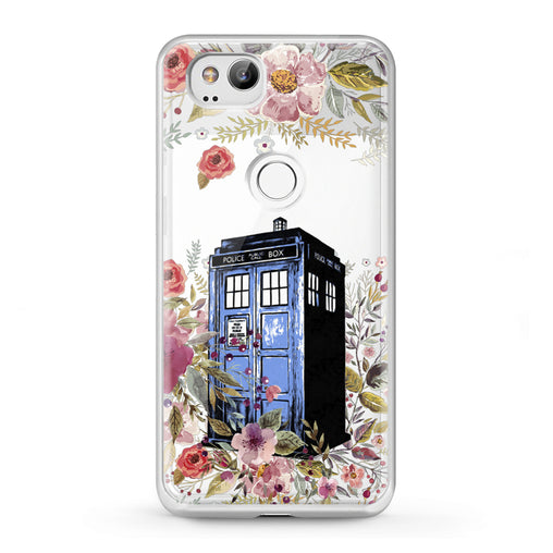 Lex Altern Google Pixel Case Police Box