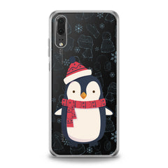 Lex Altern TPU Silicone Huawei Honor Case Cute Penguin