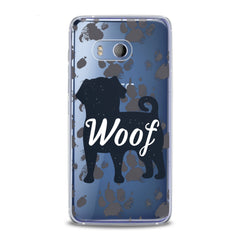 Lex Altern TPU Silicone HTC Case Cute Puppy