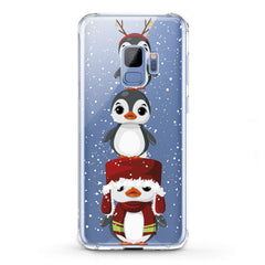 Lex Altern TPU Silicone Phone Case Cute Penguins