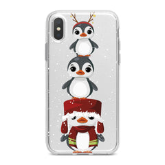 Lex Altern Cute Penguins Phone Case for your iPhone & Android phone.