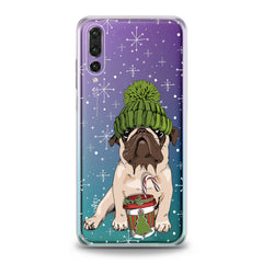 Lex Altern TPU Silicone Huawei Honor Case Kawaii Pug
