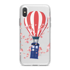 Lex Altern TPU Silicone Phone Case Doctor Who