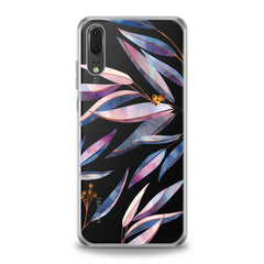 Lex Altern Purple Branches Huawei Honor Case