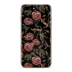 Lex Altern Botanical Roses Phone Case for your iPhone & Android phone.