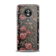 Lex Altern TPU Silicone Phone Case Botanical Roses