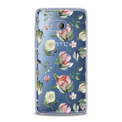 Lex Altern Tender Flowers HTC Case