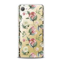 Lex Altern TPU Silicone HTC Case Tender Flowers