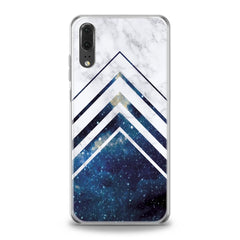 Lex Altern TPU Silicone Huawei Honor Case Galaxy Geometric