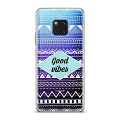 Lex Altern TPU Silicone Huawei Honor Case Geometric Quote