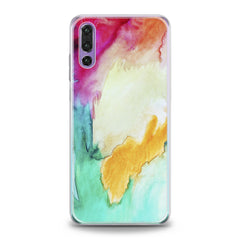 Lex Altern Watercolor Paint Huawei Honor Case