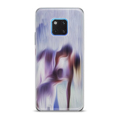 Lex Altern TPU Silicone Huawei Honor Case Gouache Abstraction