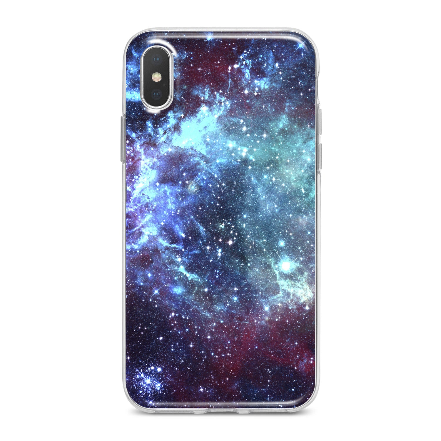 Lex Altern Galaxy Abstract Theme Phone Case for your iPhone & Android phone.