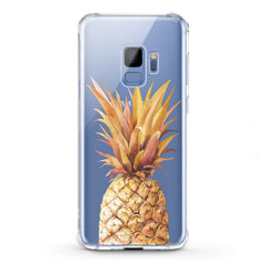 Lex Altern TPU Silicone Phone Case Pineapple Print