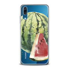 Lex Altern TPU Silicone Huawei Honor Case Watermelon Theme