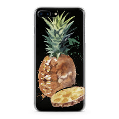 Lex Altern Watercolor Pineapple Phone Case for your iPhone & Android phone.