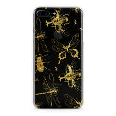 Lex Altern Golden Insects Phone Case for your iPhone & Android phone.