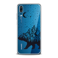 Lex Altern TPU Silicone Huawei Honor Case Abstract Bear