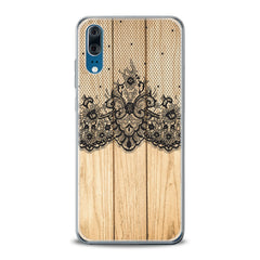 Lex Altern TPU Silicone Huawei Honor Case Vintage Theme