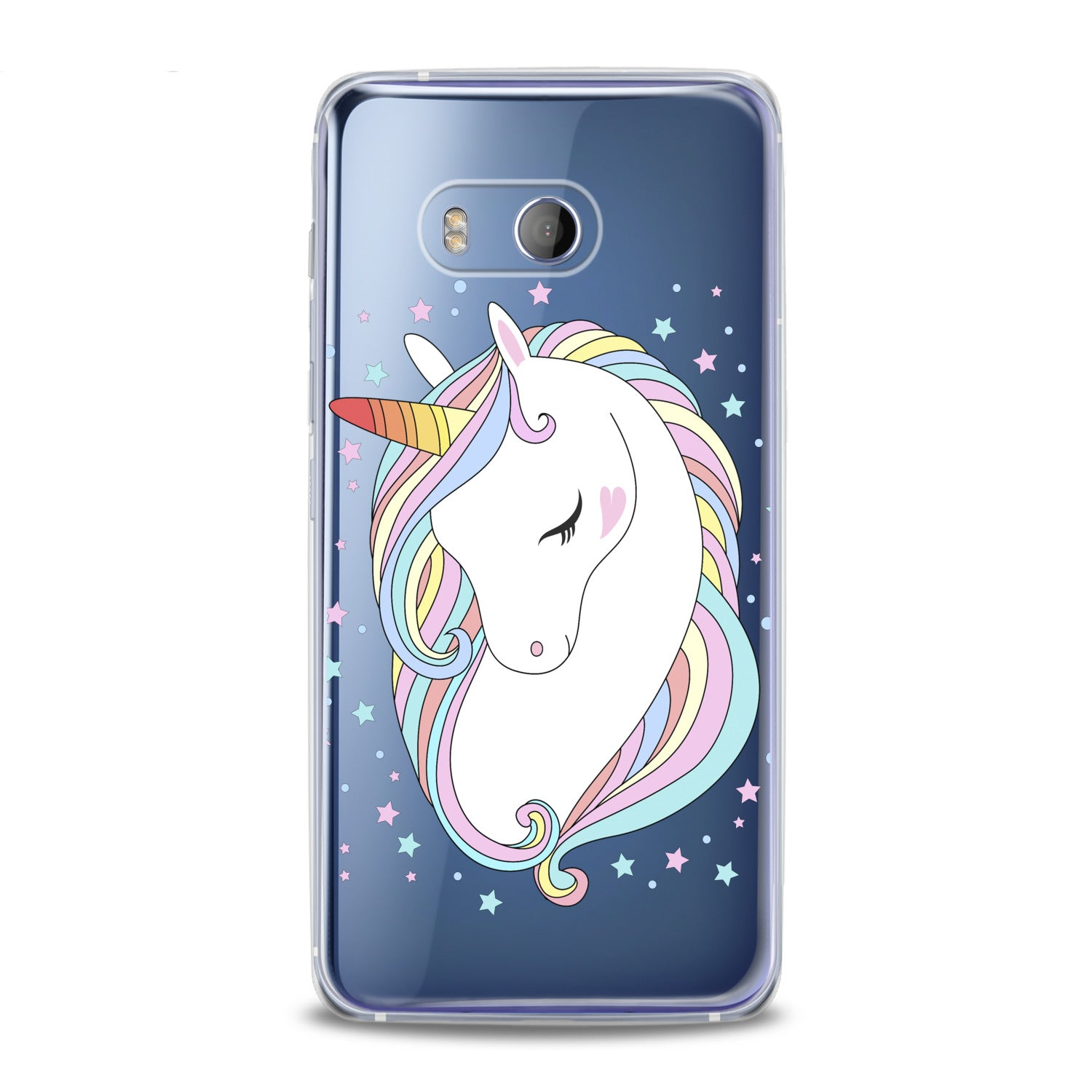 Lex Altern Cute Unicorn HTC Case
