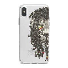 Lex Altern Reggae Lion Phone Case for your iPhone & Android phone.