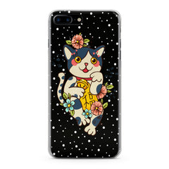 Lex Altern Cute Cat Phone Case for your iPhone & Android phone.
