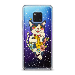 Lex Altern TPU Silicone Huawei Honor Case Cute Cat