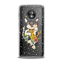 Lex Altern TPU Silicone Phone Case Cute Cat