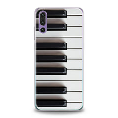 Lex Altern Piano Keys Art Huawei Honor Case