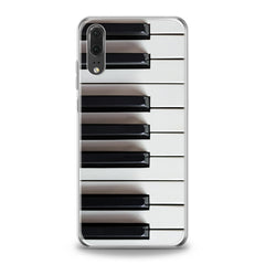 Lex Altern TPU Silicone Huawei Honor Case Piano Keys Art