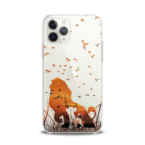 Lex Altern TPU Silicone iPhone Case Lion King