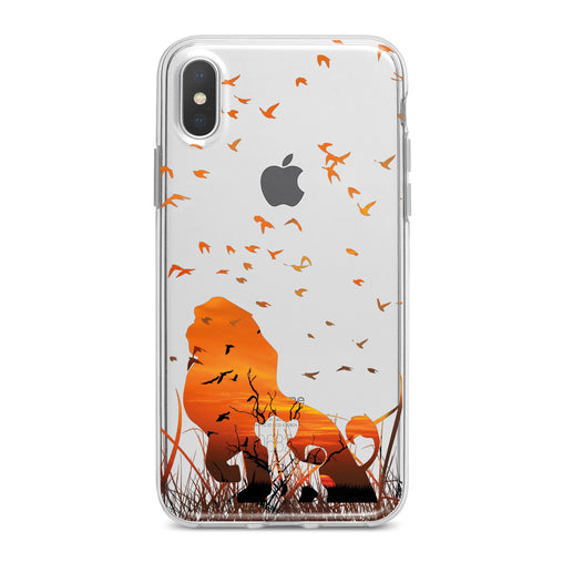 Lex Altern Lion King Phone Case for your iPhone & Android phone.