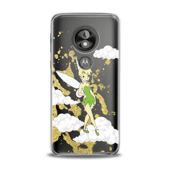 Lex Altern TPU Silicone Phone Case Cute Tinker Bell