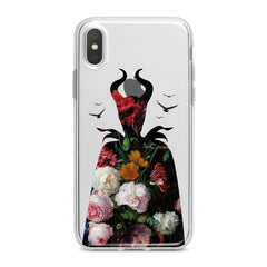 Lex Altern Floral Maleficent Phone Case for your iPhone & Android phone.