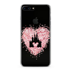 Lex Altern Pink Cartoon Mickey Phone Case for your iPhone & Android phone.