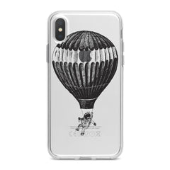 Lex Altern Air Balloon Phone Case for your iPhone & Android phone.