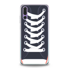 Lex Altern White Shoelaces Huawei Honor Case