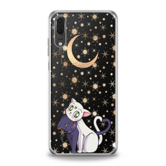 Lex Altern Cute Kawaii Cats Huawei Honor Case