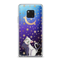 Lex Altern TPU Silicone Huawei Honor Case Cute Kawaii Cats