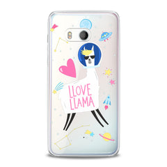Lex Altern Love Llama HTC Case