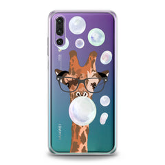 Lex Altern Cute Giraffe Huawei Honor Case