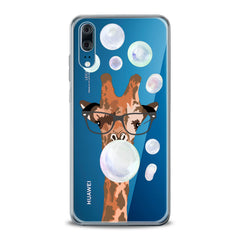 Lex Altern TPU Silicone Huawei Honor Case Cute Giraffe