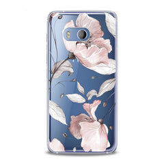 Lex Altern Summer Flowers Arts HTC Case