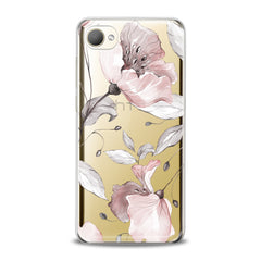 Lex Altern TPU Silicone HTC Case Summer Flowers Arts