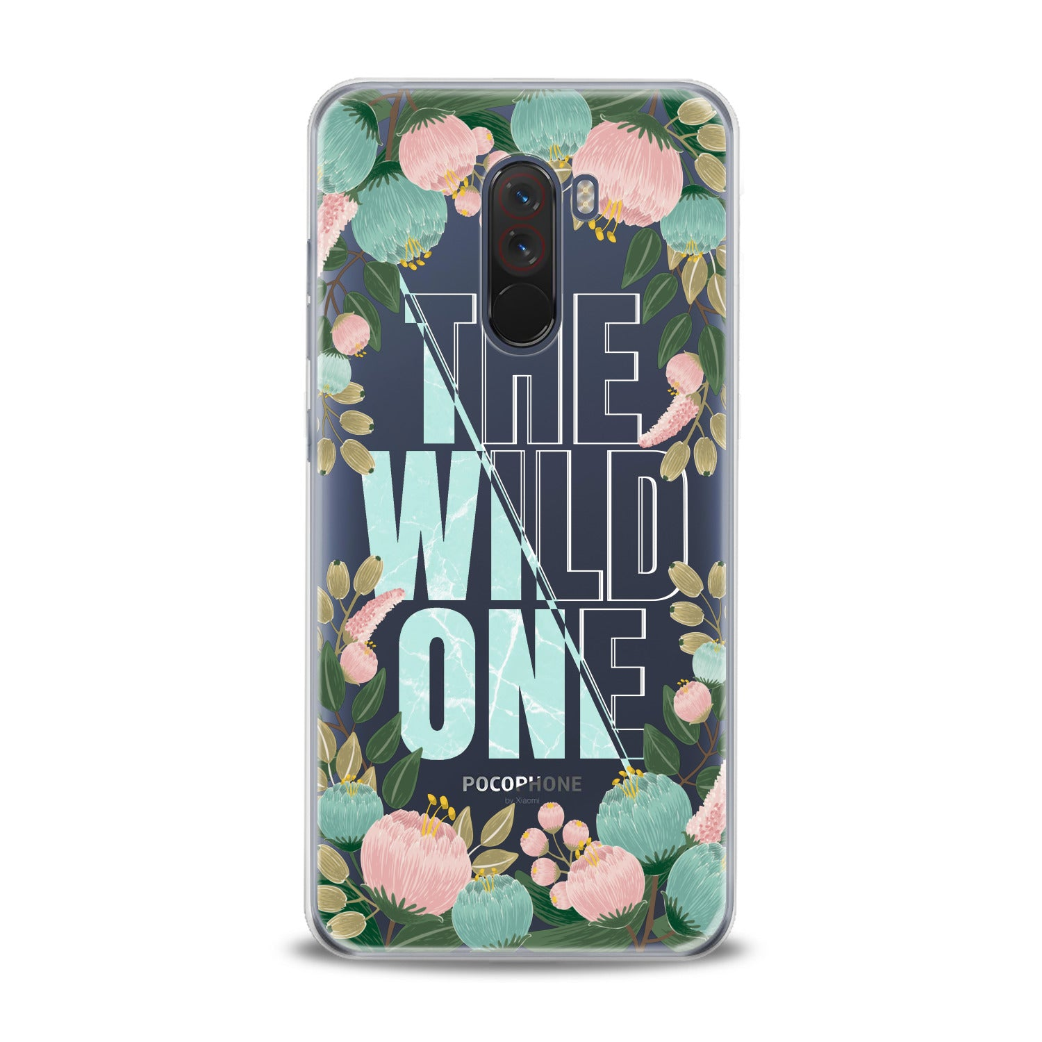 Lex Altern Floral Quote Xiaomi Redmi Mi Case