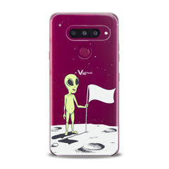 Lex Altern TPU Silicone Phone Case Cute Alien