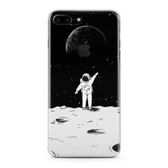 Lex Altern Spaceman Phone Case for your iPhone & Android phone.