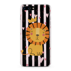 Lex Altern Cute Lion Phone Case for your iPhone & Android phone.
