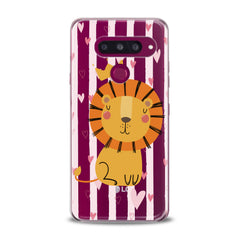 Lex Altern TPU Silicone Phone Case Cute Lion