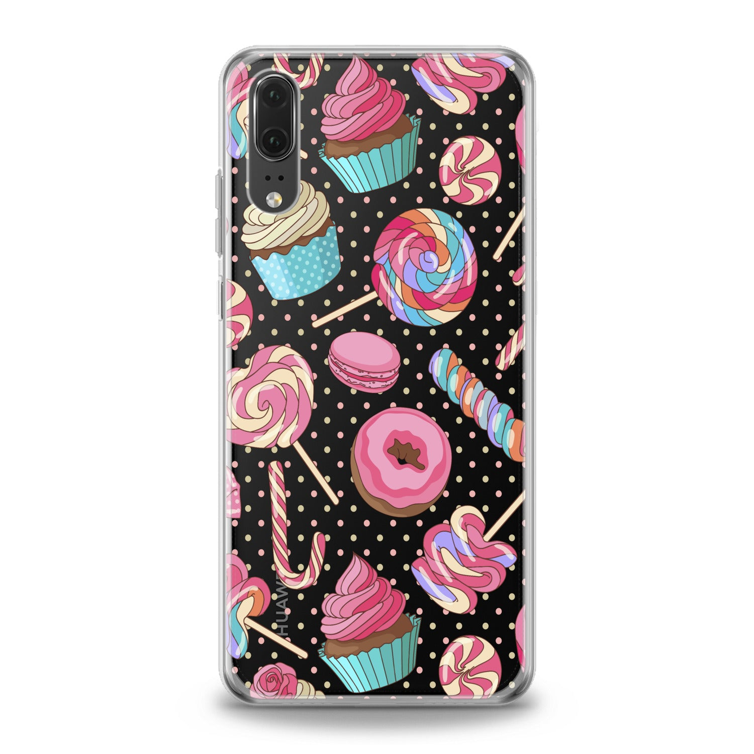 Lex Altern Sweets Huawei Honor Case